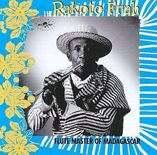 NEW Flute Master of Madagascar (Audio CD)