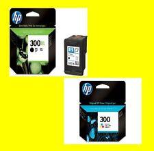 orig. Cartuccia HP 300 300XL Deskjet D1660 D2560 D2660 C4685 F2580 ENVY 110 D410
