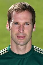 Football Photo>PETR CECH Chelsea 2012-13