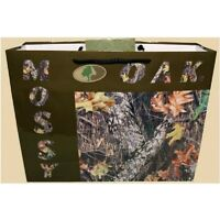 MOSSY OAK CAMOUFLAGE PARTY BAG  - CAMO GIFT BAG, LARGE