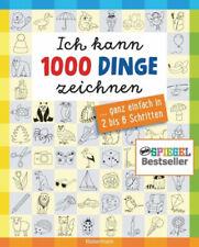 Ich kann 1000 Dinge zeichnen. Kritzeln wie ein Profi!|Norbert Pautner|Deutsch