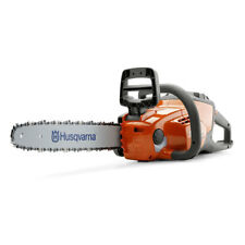 Husqvarna 120i 36.5 Volt Battery Powered 14 Inch Lightweight Brushless Chainsaw
