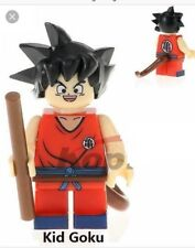 Simil LEGO Dragonball Kid Goku Minifigures New