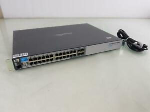 HP J9021A ProCurve Switch 2810-24G - With Mounting Ears