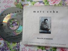 Marc Cohn – Walking In Memphis Label: Atlantic Records SAM 782 Promo CD Single