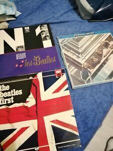 disque vinyle 33 tours the beatles