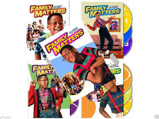 Family Matters TV Series ~ Complete Season 1-5 (1 2 3 4 & 5) NEW 15-DISC DVD SET