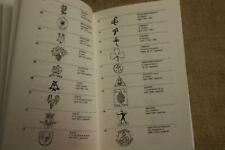 Sammlerbuch Porzellanbuch mit 2063 Porzellanmarken der Welt , 1980