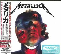 METALLICA-HARDWIRED...TO SELF-DESTRUCT (DELUXE EDITION)-JAPAN 3 SHM-CD I45