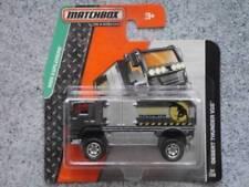 Camions miniatures gris Matchbox