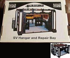 4Ground 28S-JES-109 Jesserai 28mm Sci-Fi SV Hanger & Repair Bay Terrain Building
