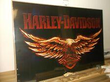 Harley-Davidson Wall Poster Collectible Art Eagle #302