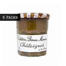 6 Pack Bonne Maman Chestnut Jam Best Price FREE SHIPPING