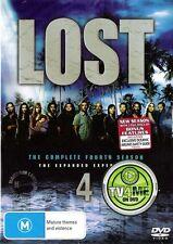 LOST Season 4 : NEW DVD