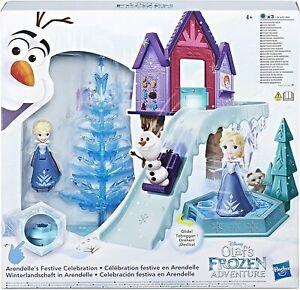 Disney Frozen Olaf's Adventure Arendelle's Festive Celebration