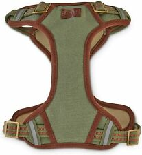 Reddy Green Dog Harness X-Large/XX-Large New with Tag Leather Handle