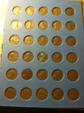 "Set  ""S""  Mint Lincoln Wheatback Cents(Pennies) 1917 - 1955"