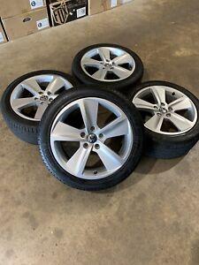 "Set of 17"" genuine Alloy wheels Vw Audi Seat 5x112"