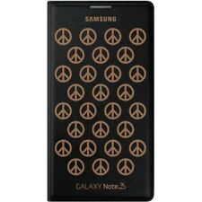 Samsung Moschino Design Flip Wallet Case Cover for Samsung Galaxy Note 3 - Bl...