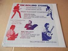 Rolling Stones –Something Old, Something New (1981) rare live LP Not Tmoq SEALED