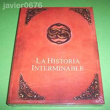 LA HISTORIA INTERMINABLE EDICION ESPECIAL DVD NUEVO Y PRECINTADO 2 DISCOS