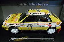 SUN STAR 1:18 LANCIA DELTA INTEGRALE RALLYE MONTE CARLO 1989   ART 3129