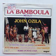 john ozila La bamboula Medley 102045