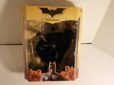 Batman Begins Movie Action Figure Exclusive Collector Edition New Misb Mattel