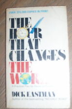 *THE HOUR THAT CHANGES THE WORLD by DICK EASTMAN* 1978 *UK POST £3.25*
