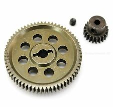 HSP 11184 11181 Diff Metal Spur Gear 64T & Pinion 21T for Redcat Volcano EPX/PRO