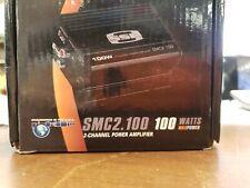 2 Channel SSL Car Audio  Mini 100 watt Amplifier. NIB