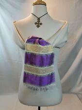 Ethiopian Traditional Handspun And Woven  100% Cotton Scarf