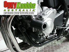 OK520 HONDA CB400 SUPER FOUR 2008-14 OGGY KNOBBS KIT (Blk Knobbs) Frame Sliders