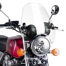 Pare brise Puig C2 pour Moto Guzzi Nevada 750/ Breva 750 saute vent cl