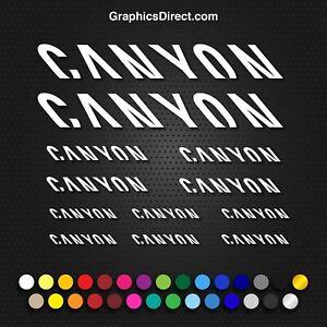 Canyon Bike Graphics Set (CAN01)