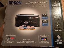 NEW Epson Expression XP-410 All in One PRINTER, Wireless Inkjet PRINTER SCANNER