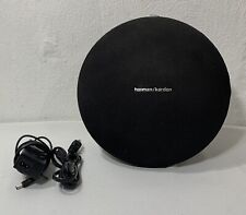 Harman Kardon Onyx Studio 4 Wireless Black Portable Bluetooth Speaker READ DESC.