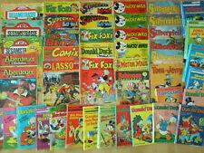 Micky Maus, Silberpfeil, LTB, Donald Duck, Superman... - Konvolut Comic-Paket