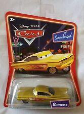Disney Pixar Cars RAMONE (YELLOW) Series 2 (Supercharged) 1:55 Diecast