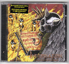 Infernaeon - A Symphony Of Suffering CD