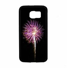Fireworks at Night In Texas for Samsung Galaxy S6 i9700 Case Cover by Atomic Mar