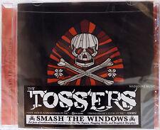 THE TOSSERS CD Smash The Windows / Danny Boy / Foggy Dew / 1969 2017 Album SEALE