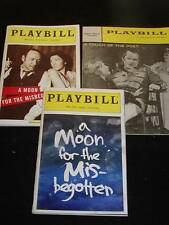 3 Eugene O'Neill PLAYBILL, Theatres: Helen Hayes, Walter Kerr, Brooks Atkinson