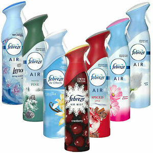 Febreze Lasting Effects Multi Fragrance Air Freshener Spray,, 300ml