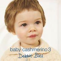 Debbie Bliss Baby Cashmerino Book 3  14 patterns