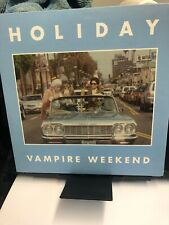 "Vampire Weekend - Holiday New Unsealed 7"" Vinyl Single Indie Limited Edition"
