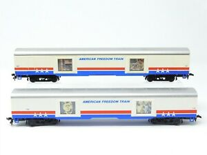 HO Scale Lionel American Freedom Set Of 2 Passenger Cars