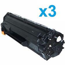 3 toner XXL para HP LaserJet m1132 MFP p1102 p1102 W ce285a 85a NonOem HQ
