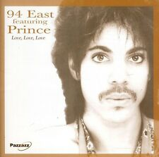 94 East, 94 East Featuring Prince - Love Love Love [New CD]