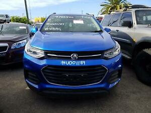 HOLDEN TRAX 2017 VEHICLE WRECKING PARTS ## V001189 ##
